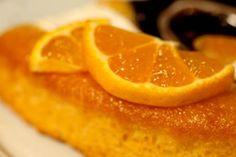 Αμυγδαλόπιτα σιροπιαστή με πορτοκάλι Grapefruit, Sweets, Orange, Desserts, Recipes, Food, Muffins, Cupcakes, Tailgate Desserts