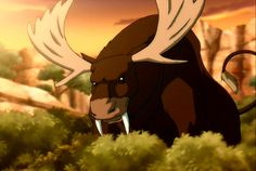 """Sabretooth Moose Lion 