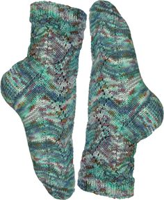 free olive branch socks knitting pattern