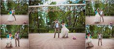 интересные свадебные фотосессии #wedding #dance #bride #groom