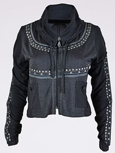 Nu by Staff Woman Jacket Cute Jackets, Jackets For Women, Must Haves, Fashion Beauty, Leather Jacket, Woman, My Style, Sweaters, Shopping