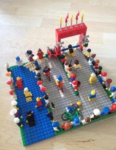#Lego #Triathlon - to celebrate #Specialized athlete Lisa Norden's stellar performance