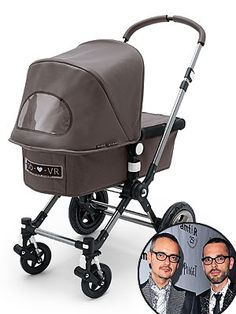 Check out the new, limited edition stroller by Viktor & Rolf for Bugaboo at @Gilt Baby & Kids. It's pricey, but totally swoon-worthy!