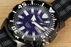 Seiko Monster, Seiko Watches, Omega Watch, Monsters, Accessories, The Beast, Jewelry Accessories