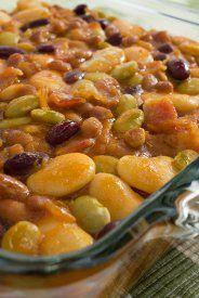 Hobo Baked Beans.