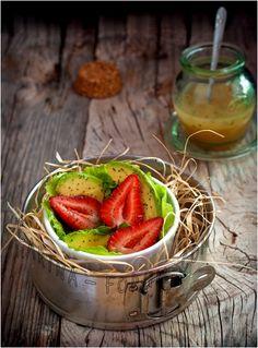 ... Veg   Avocado on Pinterest   Avocado, Avocado salads and Mango salad