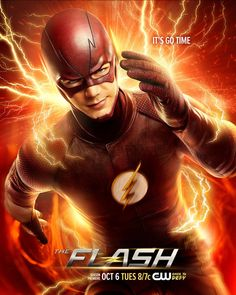 Everything you need to know about season 2 of The Flash is right here.