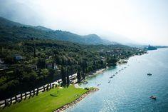DHV zertifizierte Sicherheitstraininigs mit der Flugschule Airsthetik. Gardasee - Malcesine - Monte Baldo © viaframe.de