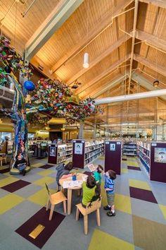 2014 Library Interior Design Award   Library Interior Design Awards |  Project Title: Ketchikan Public