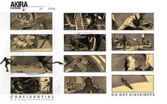 Unused storyboards show what the American Akira could've looked like Akira Live Action, Storyboard, Jodorowsky's Dune, Lost Movie, Alien Resurrection, Neo Tokyo, Tron Legacy, Color Script, Animation