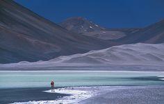 Laguna del Jilguero, Atacama Chile