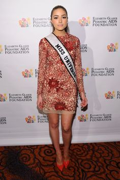 Olivia Culpo Photos: The Elizabeth Glaser Global Champions Of A Mothers Fight Awards Dinner