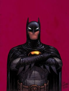 Batman Is Not Impressed - Nick Derington, Colors: Renato Guerra