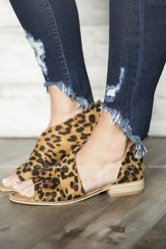 a043cac67e6d 16 Best Leopard sandals images in 2019