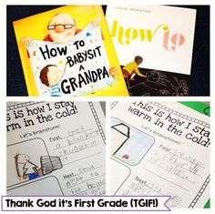 How to Writing in First Grade!