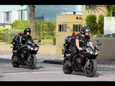Fugiu de MOTO a 299 KM/h  e foi capturado pela Policia Federal