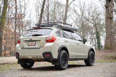 @jimurl 's 2015 Subaru XV Crosstrek is one of the few lifted and modified out there today. With a great sense of adventure come see what its all about.