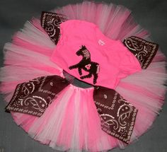 Im thinking great bday outfit that mekenna can wear with her boots!