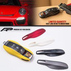 """200 """"Μου αρέσει!"""", 6 σχόλια - Vivid Racing (@vividracing) στο Instagram: """"Limited quantity of Agency Power Porsche key fob covers available! Visit the link on our Instagram…"""""""