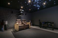 Nouvelle salle de cinéma en Dolby Atmos
