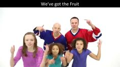 Fruit of the Spirit by Go Fish! (Lyrics and Movements)