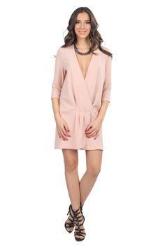 b75451499c3e Carla by Rozarancio Roselyn Dress in Light Pink