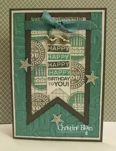 HAPPY HEART CARDS: STAMPIN' UP!'S AMAZING BIRTHDAY