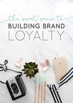 Building a Brand is way different than building a business. You can plan to grow a business using all the normal methods; writing a business plan, growth strategy, setting sales goals, designing and creating products or services. But growing a brand is a completely different strategy. And growing the loyalty behind that brand is just a piece of the puzzle.