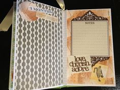 Smash book. Baby boy pre-made scrapbook! You'll never find anything cuter! just add pics and journaling