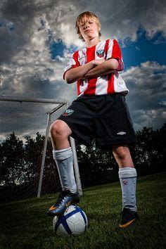 boy soccer portraits - Google Search