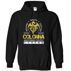 I Love COLONNA T shirts
