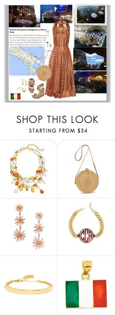 """""""I want to go here for dinner🇭🇺 🥂"""" by deborah-518 ❤ liked on Polyvore featuring Loulou De La Falaise, Stuart Weitzman, BaubleBar and noplacelikehomegroup"""