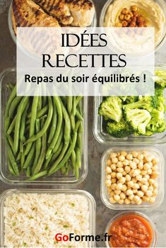How to prepare a balanced meal for the evening? - If you want to lose weight, you should not neglect your evening meal. Batch Cooking, Healthy Cooking, Eating Healthy, Healthy Breakfast Recipes, Healthy Recipes, Healthy Meals, Italian Soup Recipes, Chicken Lunch Recipes, Health Dinner