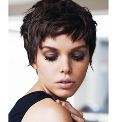 20 Best Very Short Haircuts Ladies's Most Preferred Super Short Haircuts Popular Short Haircuts, Very Short Haircuts, Cute Hairstyles For Short Hair, Short Hair Cuts For Women, Curly Hair Styles, Bob Haircuts, Bob Hairstyles, Teenage Hairstyles, Trendy Hairstyles