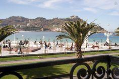 IZTUETA, views & location (WIFI)- San Sebastian