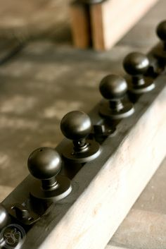 Little bits of Bliss: How to Paint Doorknobs & save a ton by not replacing them just because of color!