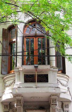 Las ventanas de Buenos Aires
