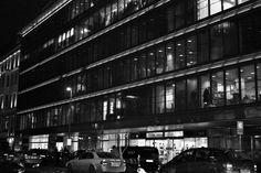 Friedrichstrasse Berlin Today, Multi Story Building