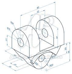 91 Ideas De Autocad Dibujo Tecnico Ejercicios Vistas Dibujo Tecnico Ejercicios De Dibujo