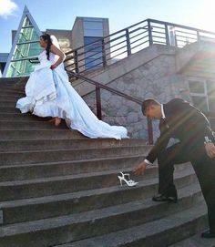 Cinderella Wedding Photography