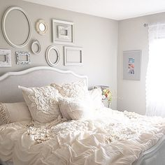Airy Master Bedroom