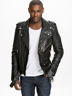 Hot Guys in Leather