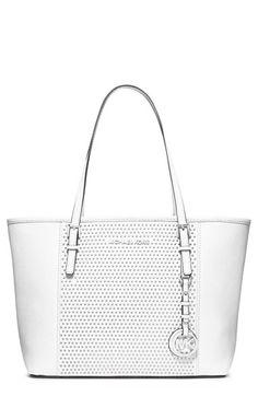 2e4ed18dbf MICHAEL Michael Kors  Small Microstud  Travel Tote Beautiful Handbags