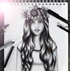Beautiful drawing from Kristina Webb