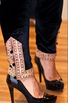 Salwar Designs, Blouse Designs, Indian Suits, Indian Wear, Salwar Pants, Indian Fashion, Womens Fashion, Pants For Women, Clothes For Women