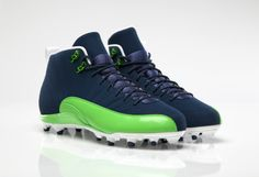 be2114ef217 10 Best Jordan Retro 7 Baseball Cleats images | Nike air jordan ...