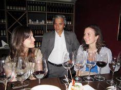 Happy smiles at Wine Wednesday