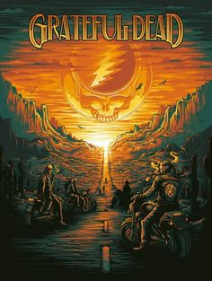 Grateful Dead Print By Dan Mumford Release Grateful Dead Image, Grateful Dead Poster, Begonia, Grateful Dead Wallpaper, Dan Mumford, Vintage Music Posters, Attitude, Dead And Company, The Notebook