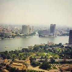 The Nile, Cairo, Egypt