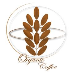 My personal logo for Organic  coffee:)